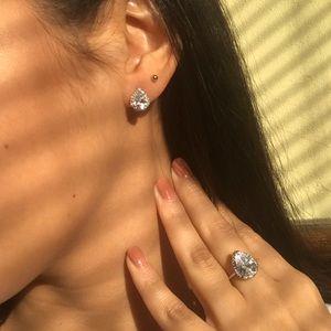 Jewelry - 🆕 Water drop stud earrings